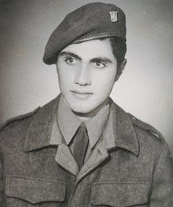 ΘΕΟΔΩΡΟΣ ΝΙΚΟΥ ΣΤΑΥΡΟΥ (ΦΩΤΤΗΡΟΣ) <br> Έπεσε κατά την τουρκική εισβολή στις 23.7.1974