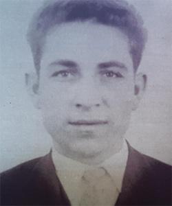 ΑΝΔΡΕΑΣ ΛΟΥΚΑ <br> Έπεσε σε ενέδρα των Τούρκων στις 6.2.1964