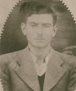 ΜΙΧΑΗΛ ΤΑΠΠΗΣ <br> Δολοφονήθηκε από τους Τούρκους στις 21.7.1958